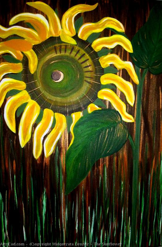 Artwork >> Malgorzata Drozdz >> The Sunflower