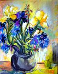 Irane Perko - the Irises