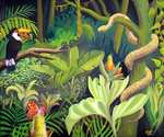 Hervet Pinard Caroline - Jungle