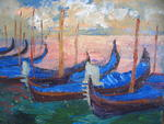 Impressionist Gallery - venice #5