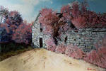 Jean-Claude Selles Brotons - the barn the prunus