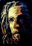 Jean-Henri Art - Jesus emerging from darkness