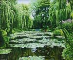 Yudin Yury - -Green Magic- Giverny -