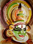 Classical Indian Art Gallery - KATHAKALI