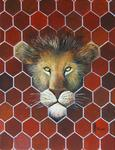 Michel Mauchrétien - The lion tiles