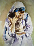 Classical Indian Art Gallery - MOTHER