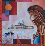 Georges Mathieu - Vision of Venice