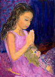 Lyn Deutsch - LITTLE GIRL PRAYS
