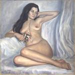Dionisii Donchev Art - Nude woman