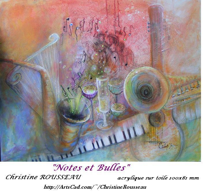 Artwork >> Christine Deschamps >> ratings up and  Bubles