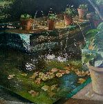 Tomas Castaño - Andalusian garden of house of painter Sorolla