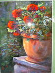 Michele Frot - Geraniums