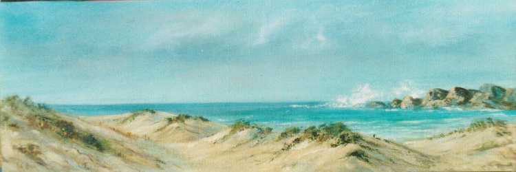 Artwork >> Rita Palm >> Dunes