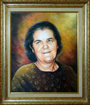 Luljeta Pineti - My mother