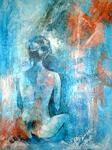 Sylvie Boulet - The Blue Nude