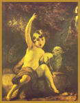 Classical Indian Art Gallery - By - Joshua Reynolds - Print