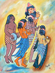 Art Gallery Ragunath - HEAVENLY HARMONY