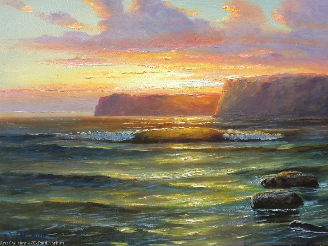 Artwork >> Paul Narbutt >> Sea of Gold