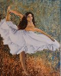 Gisèle Grana - The dancer Starry