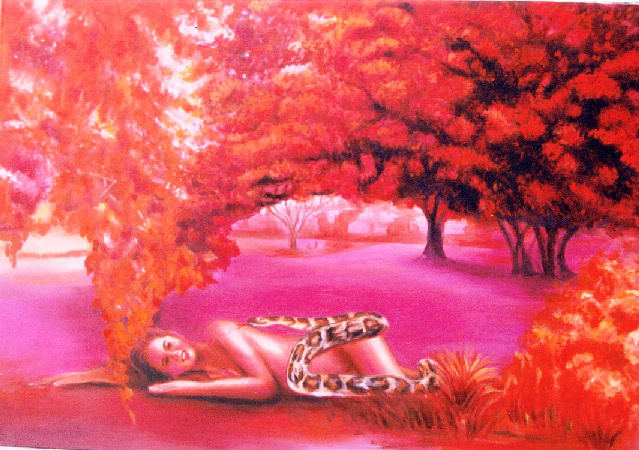 Artwork >> Chandra Sekar >> Natural Beauty