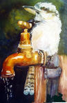 Inspirational Paintings - THIRSTY