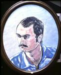 Leonardo Albanese - SELF-PORTRAIT AT 20 years of LEONARDO ALBANIAN 1972