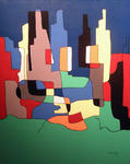 Rute Santos - The City - (SOLD)