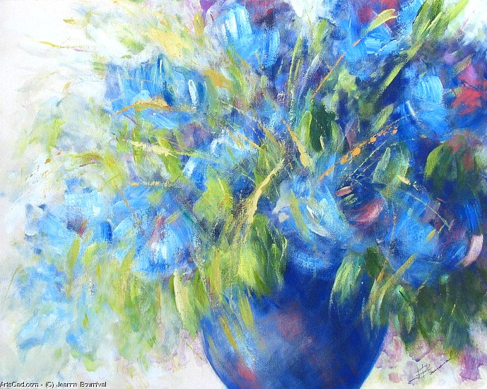Artwork >> Jeanne Bournival >> The Colored