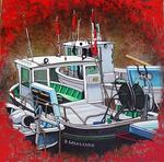 Betty Savastano - Red boat