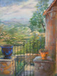 Michele Frot - garden of the luberon