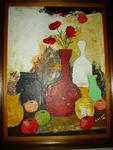 Michel Arnodo - there jug  red