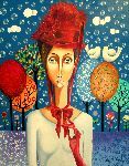 Cristiane Campos - female by  hat