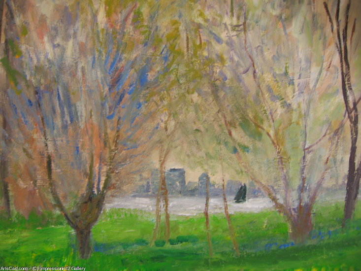 Artwork >> Impressionist2 Gallery >> peaceful landscape