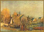 Classical Indian Art Gallery - By - Sisley Alfred - Print