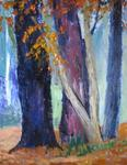 Impressionist Gallery - woods