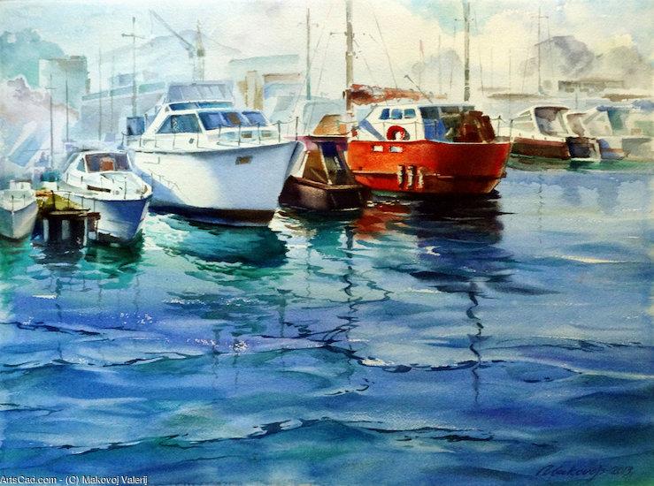 Artwork Makovoj Valerij REFLECTION 2