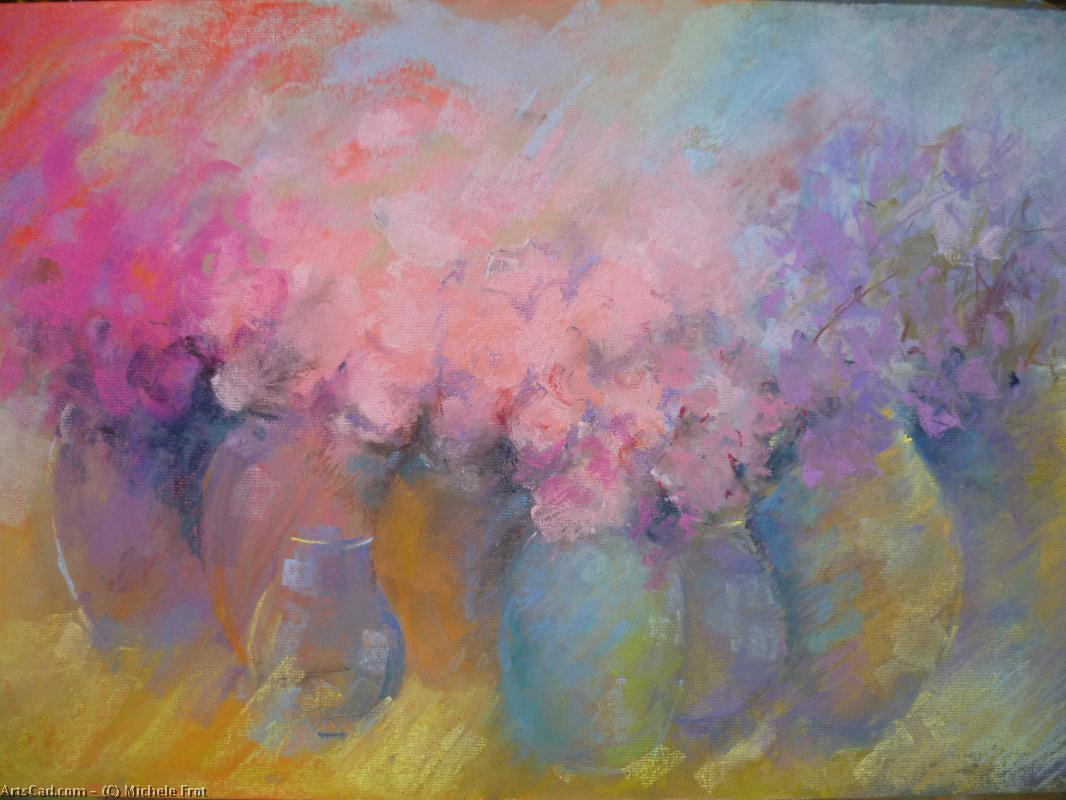 Artwork >> Michele Frot >> flowers that up of  been