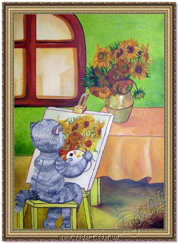 Artwork >> Oksana Todorova Artstudio >> art gallery
