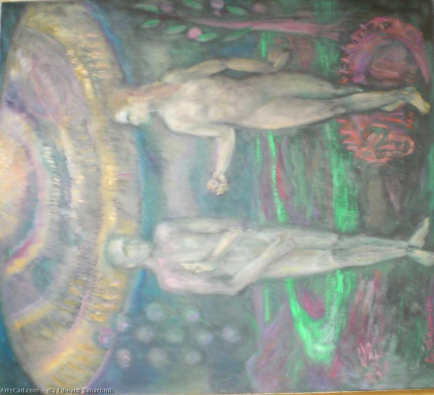 Artwork >> Edward Tabachnik >> Adam and Eve
