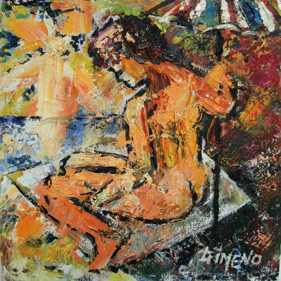 Artwork >> Vicente Gimeno Ripoll >> Naked