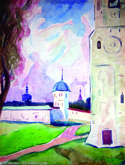 Artwork >> Aristiva Lydia >> Suzdal