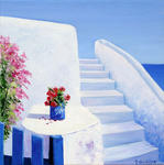 Michel Guioton - the Cyclades