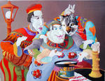 Jean Claude Buisson - the big FOOD