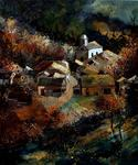 Pol Ledent - Autumn at Frahan