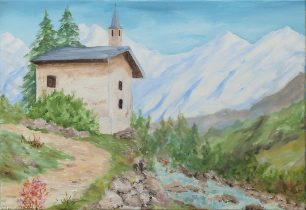 Artwork >> Jean Mithieux >> Chapel