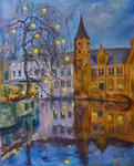 Sinyavsky Dimitri - Night in Bruges