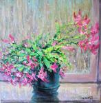 Vladimir Domnicev - Flowers nepr the window