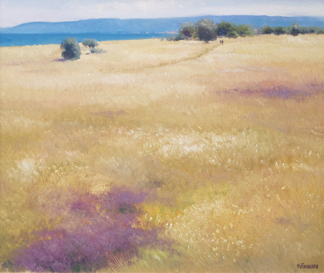 Artwork >> Bo Fransson >> Heathland