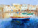 Galerie D Art Zneidi - the old harbor
