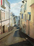 Jean-Louis Barthelemy - The paris - Montmartre , rue germain pilon